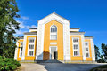 Eastern Finland. Church in Kerimaki Royalty Free Stock Images