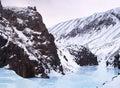 Eastern Sayan mountains. Altai. Royalty Free Stock Photo