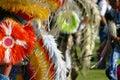 Eastern Shoshone Powwow Grand Royalty Free Stock Photo