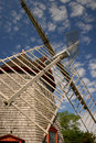 Eastham Windmill Royalty Free Stock Photo