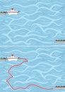 Easy ferry maze