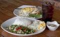 Easy Thai food. Stock Photography