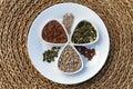 Eatable seeds Royalty Free Stock Photo