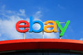 Ebay logo Royalty Free Stock Photo
