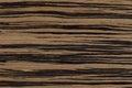 Ebony wood background design texture of closeup Royalty Free Stock Photos