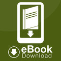 EBook Download Icon Royalty Free Stock Photo
