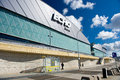 Echo arena in liverpool sep on september england united kingdom is one of the most sustainable venues europe Stock Photos