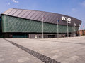 Echo arena liverpool uk the in the acc building on kings dock waterfront Stock Image