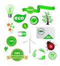 Eco design Royalty Free Stock Image