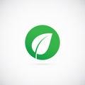 Eco Dot Abstract Vector Symbol...