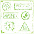 ECO Floral Frame Collection stamp