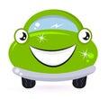 Verde coche lavar