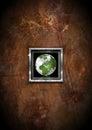Eco Grunge Background Royalty Free Stock Photo