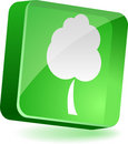 Eco Icon. Royalty Free Stock Image