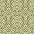 Eco seamless pattern Royalty Free Stock Image