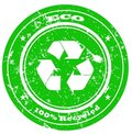 Eco stamp Stock Photos