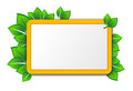 Eco tablet Royalty Free Stock Photo