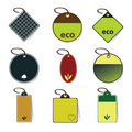 Eco Tag Vectors Stock Photos