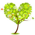 Eco tree Stock Photo
