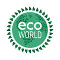 Eco world concept Royalty Free Stock Photo