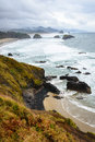 Ecola State Park Royalty Free Stock Photo