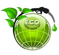 Ecology concept Stock Photography
