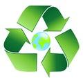 Ecology world Royalty Free Stock Photo