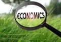 Economics Royalty Free Stock Photo