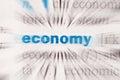 Economy word