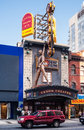 Ed mirvish theatre in toronto canada the theater opened changed names pantages imperial and canon and Stock Images