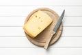 Edam cheese Royalty Free Stock Photo