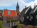 Edam Volendam Royalty Free Stock Photo