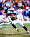 Eddie george tennessee titans rb former image taken from color slide Royalty Free Stock Image