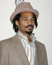 Eddie steeples my name earl atas panel academy television arts sciences theater no hollywood ca february Stock Photo
