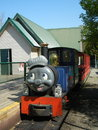 Eddy the Engine Royalty Free Stock Photo