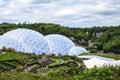 Eden Project, Bodelva, Cornwall, England.
