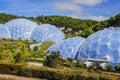 Eden Project, Bodelva, Cornwall, England. Royalty Free Stock Photo