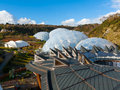 Eden Project Cornwall Royalty Free Stock Photography
