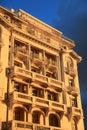 Edifício neo-classical tradicional Foto de Stock Royalty Free