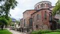 Cupola of ancient Hagia Irene church in Topkapi