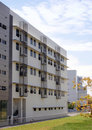 Edificio industrial moderno, Sg Foto de archivo libre de regalías
