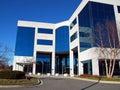 Edificio per uffici moderno 14 Immagine Stock Libera da Diritti