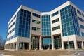 Edificio per uffici moderno 9 Immagini Stock Libere da Diritti