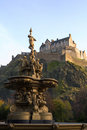 Edimburgo #1 Foto de Stock Royalty Free
