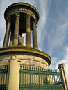 Edinburgh, Calton Hill 06 Stock Image
