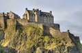 Edinburgh Castle Royalty Free Stock Photo