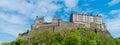Edinburgh Castle Royalty Free Stock Photo