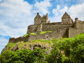 Edinburgh Castle, Scotland, UK Royalty Free Stock Photo