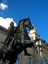 Edinburgh, Duke of Wellington 01 Royalty Free Stock Photo