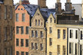 Edinburgh grassmarket Obraz Royalty Free